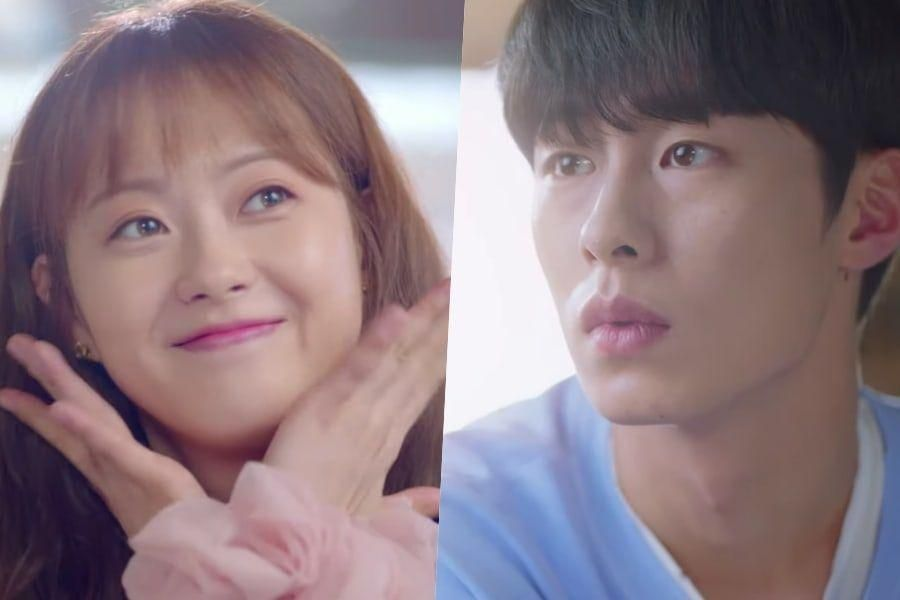 Watch: Lee Jae Wook Is Exasperated But Caring As He Helps Go Ara In Teaser For New Drama