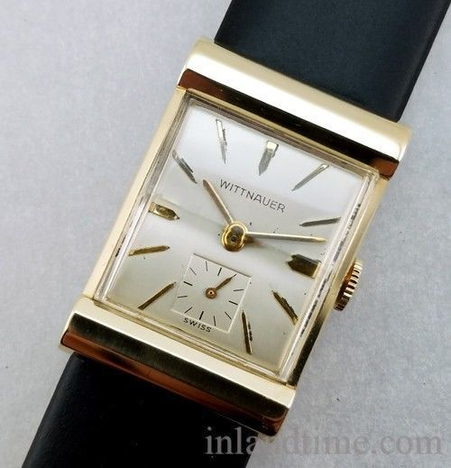 Vintage 14k gold wittnauer classic american tank watch free vintage 14k gold wittnauer classic american tank watch free shipping in usa sciox Choice Image
