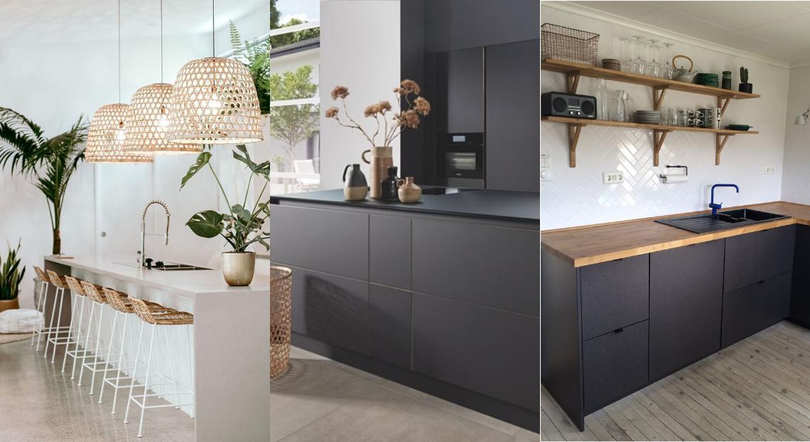 Tendances 2020 10 Inspirations Deco Pour Votre Cuisine En 2020 Cuisine Appartement Inspiration Deco Mobilier De Salon