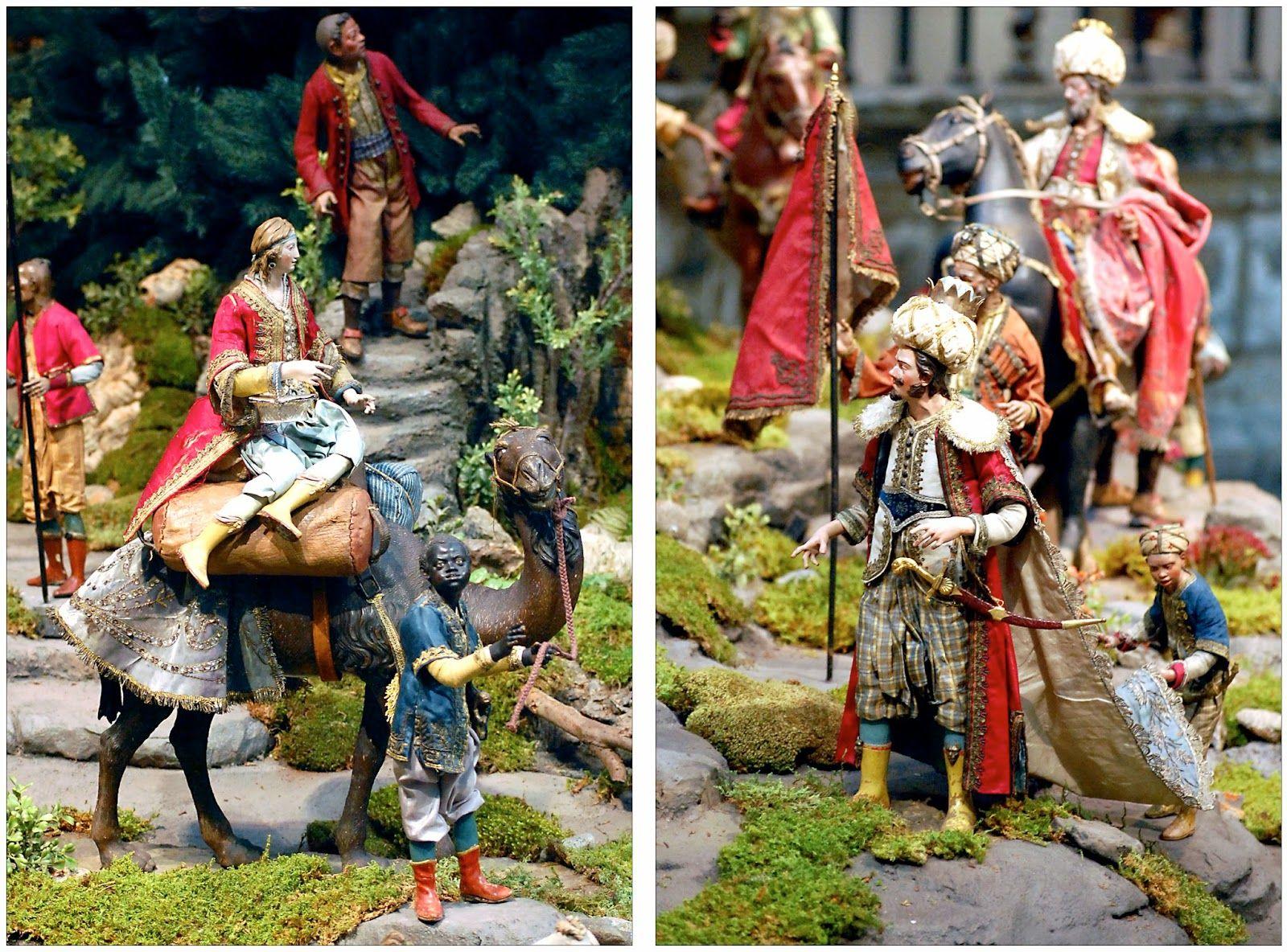 Pin by Kelly on Nativity Creche | Modern christmas ornaments, Angel tree, Nativity creche
