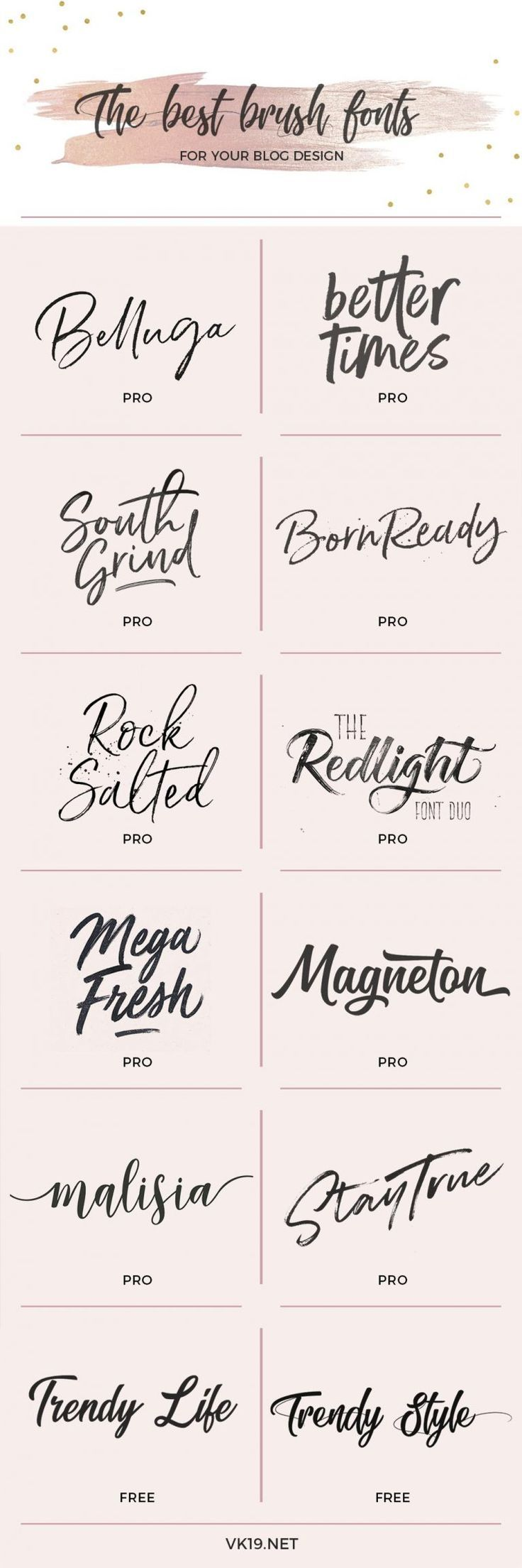 Font Kalligraphie Belluga Brush Rough Smooth Fonts Kalligraphie Schriftarten