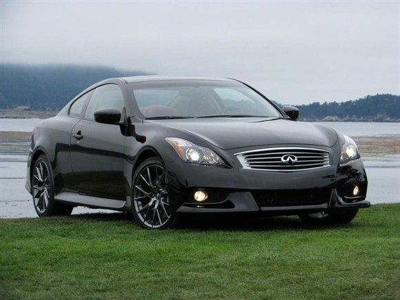 Attractive Vehicle · 2011 Infiniti G37 Coupe