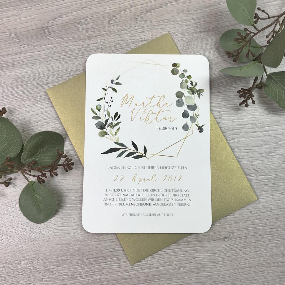 Hochzeitstorten Eukalyptus Hochzeitstorten Einladung Hochzeit Boho Gold Eukalyptus Kranz I Rahmen I Ein In 2020 Karte Hochzeit Hochzeitseinladung Einladungen Hochzeit