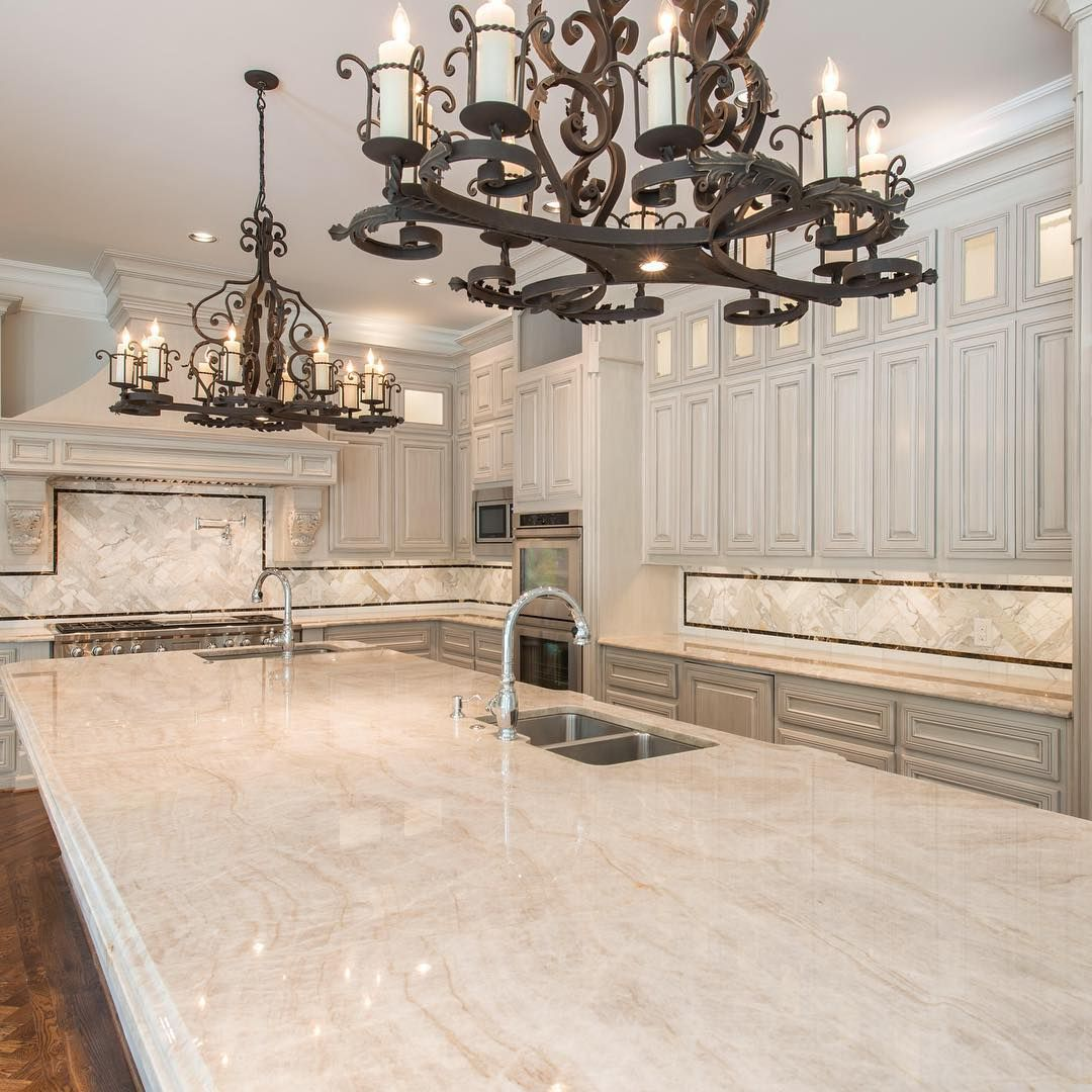 Stunning kitchen in this danny w abdo luxury home taj mahal
