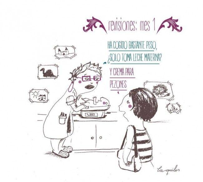 15 ilustraciones sobre embarazo y maternidad ¡para reír!   Blog de BabyCenter
