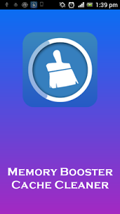 App to speed up your phone as well as tablets and to prevent battery drain resolving memory issues.Also provide Memory level status in percentage as well in size in notification bar