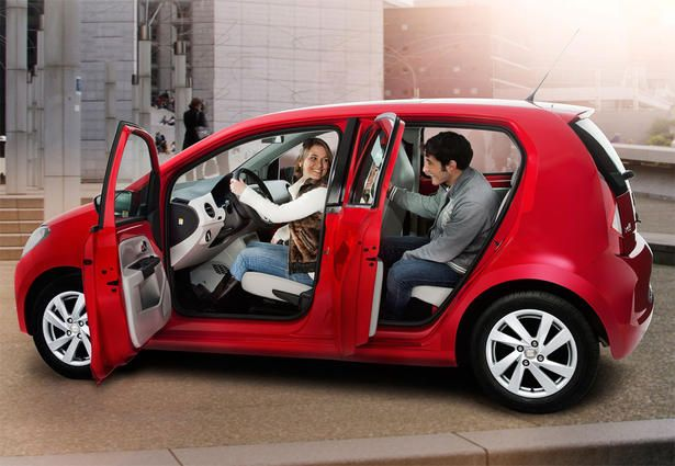 Seat Mii 5 Door It S The Seat Badged Version Of The Vw Up Or