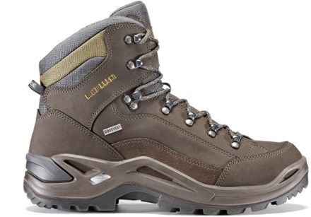 Photo of Lowa Renegade GTX Mid Hiking Boots – Men's | REI Co-op