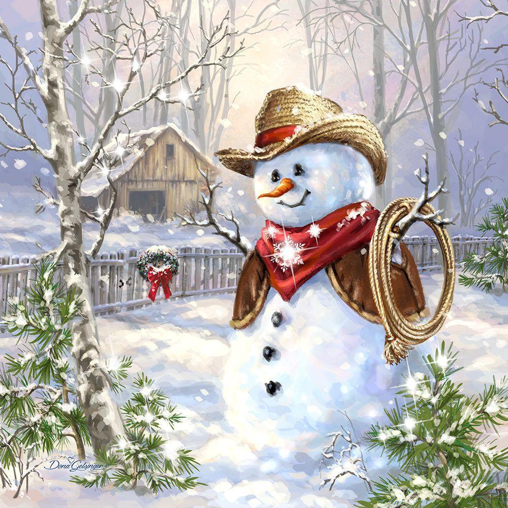 "/""CUSTOM DECOR/"" WOODLAND SNOWMAN  MAILBOX MAKEOVER FREE SHIPPING"