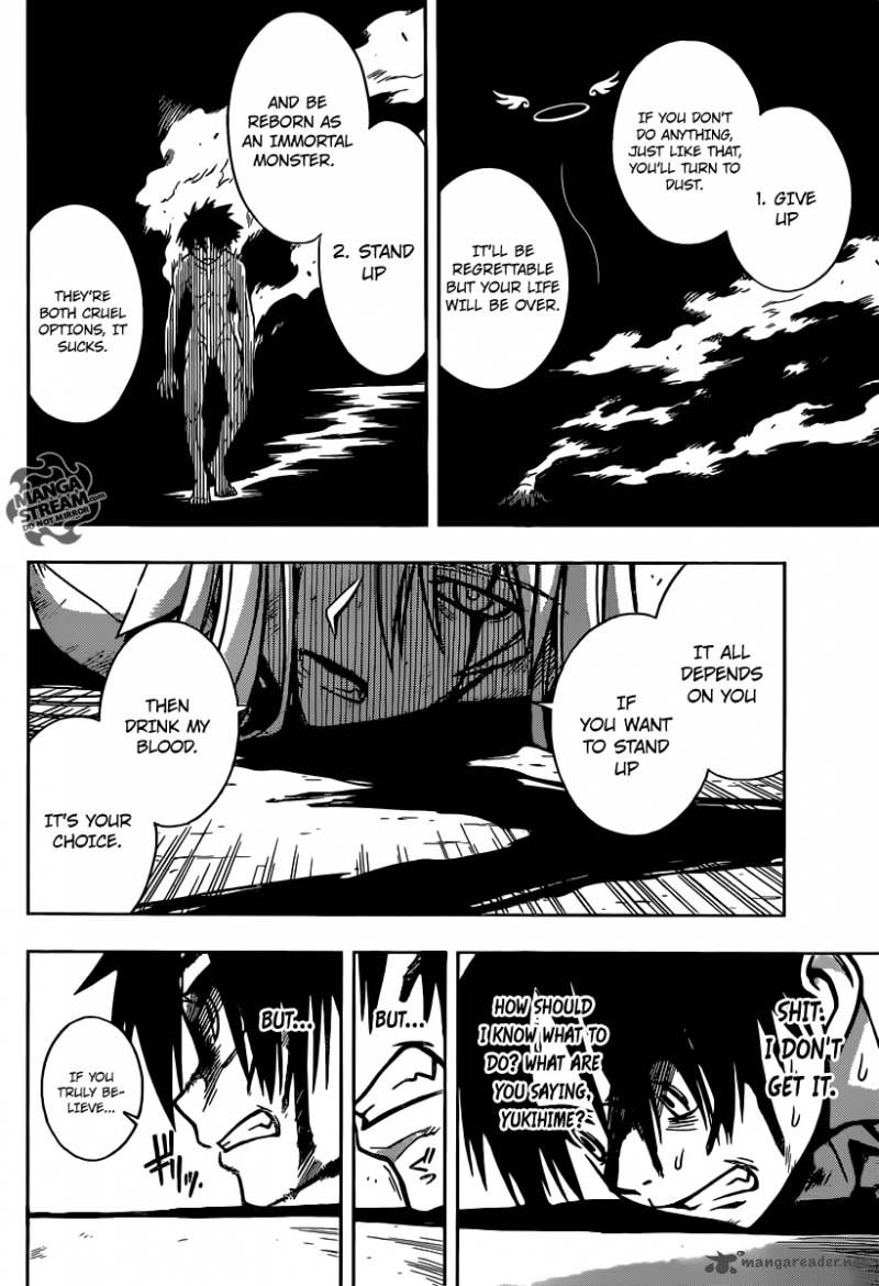 Read UQ Holder! Stage Chap 93 online Cosplay anime