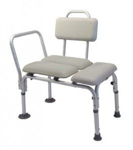 Bathroom Safety Padded Transfer Bench 7956a By Graham