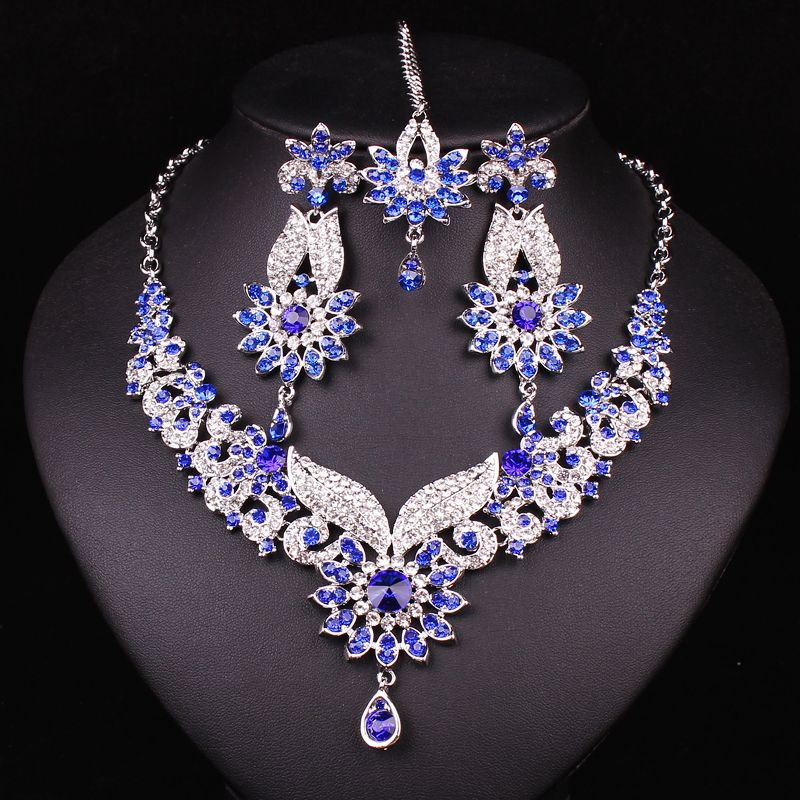 Cheap Necklace Earring Set Buy Quality Bridal Jewelry Sets Directly From China Indian Suppliers Hot Design