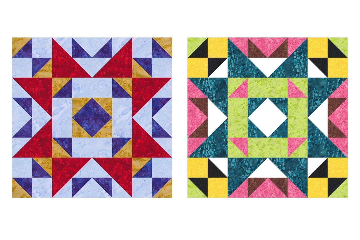 Sew An Intricate Version Of The Old Maid S Puzzle Quilt