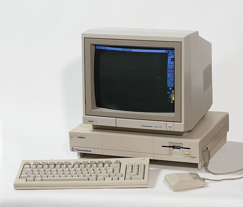 How The Commodore Amiga Powered Your Cable System In The 90s Old Computers Computer Commodore