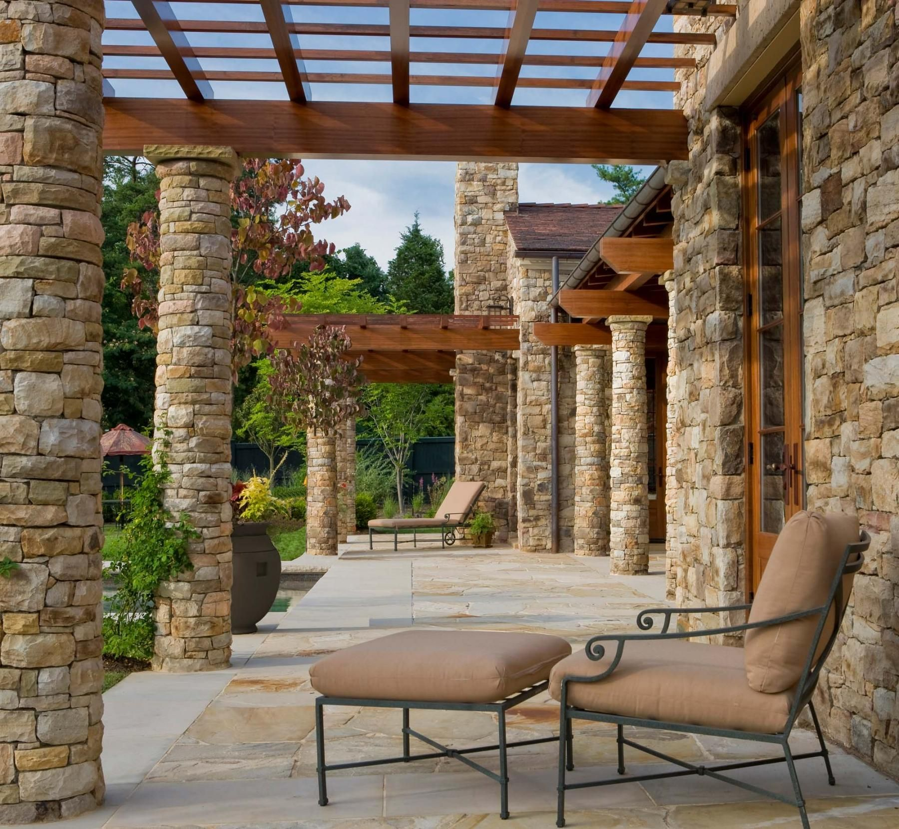 Anne Decker Architects | Selected Works | Homes | Potomac Retreat ...