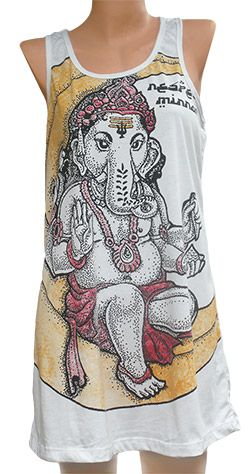 The Ganesha dress by Mirror
