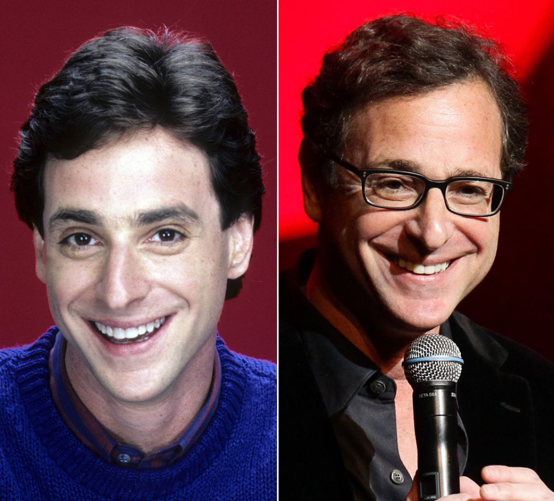 Danny Tanner then and now | Full House | Pinterest
