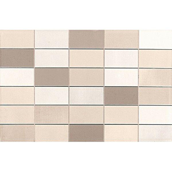 #Ragno #Colours #Mosaico Mix Beige 25x38 cm R2QX | #Gres | su #casaebagno.it a 20 Euro/mq | #mosaico #bagno #cucina