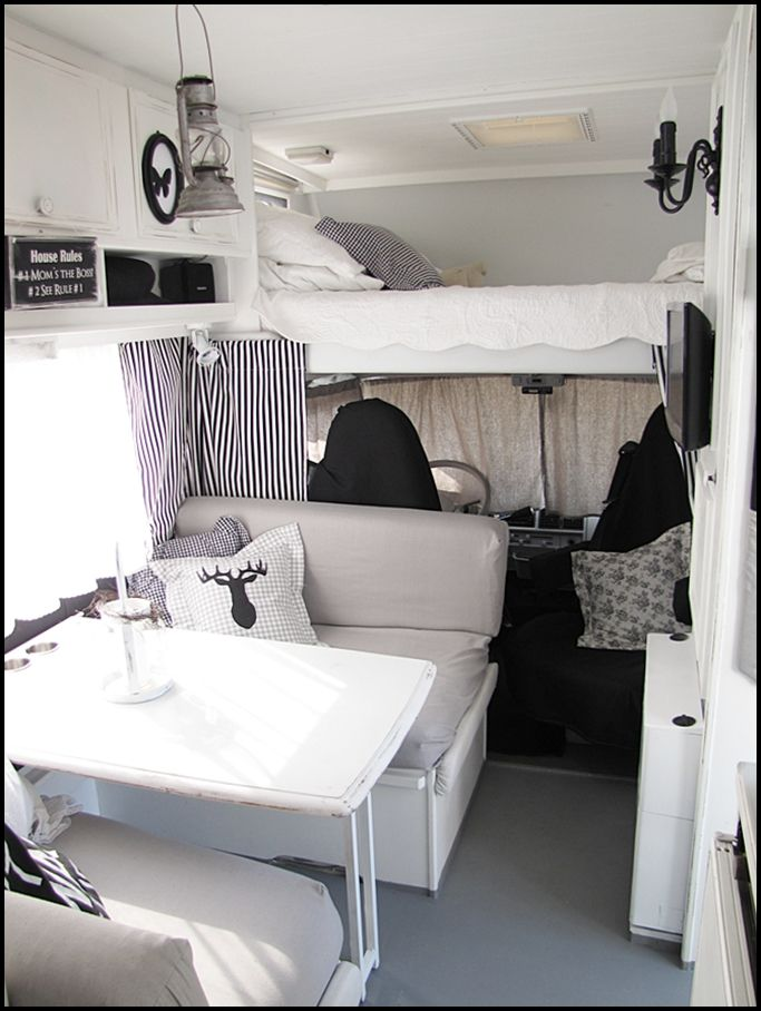Fantastisch Home Sweet Motorhome: Aktuelle Bilder | One Of My FAVORITE RV Remodels U2013  LOVE All