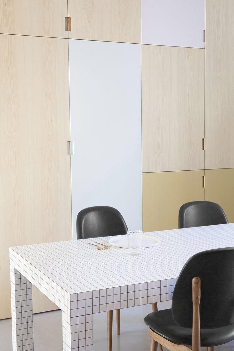 1 rk küchendesign renovation appartement haussmanien   interiors in