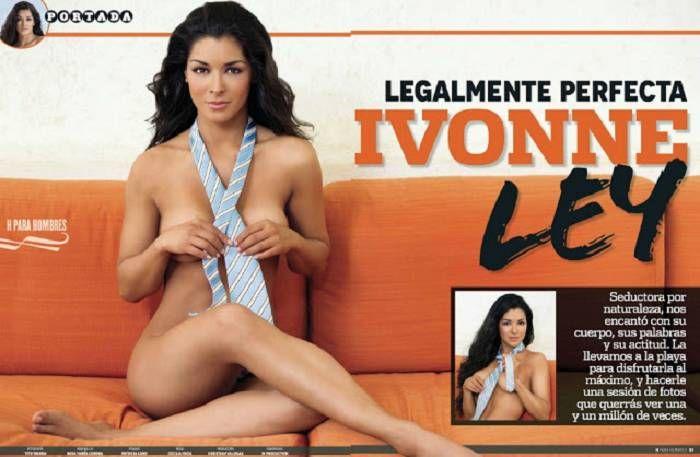 Ivonne ley revista h fotos 51