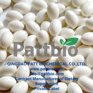 Milk Calcium Softgel,Ingredient:Milk Calcium,Gelatin,Glycerin,contract manufactured by Qingdao patt Biochemical Co.,Ltd.www.pattbio.com,info@pattbio.com.Pattbio,your reliable contract manufacturer of dietary Supplement!
