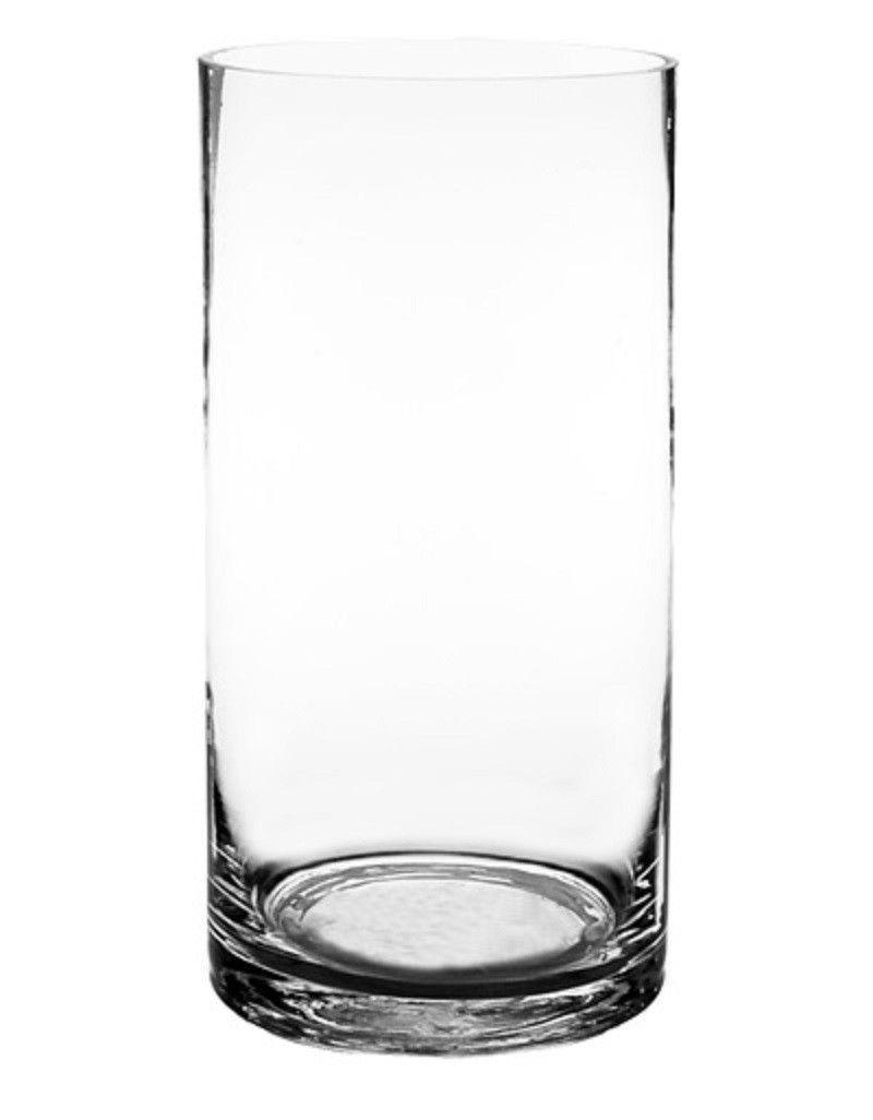 Glass Cylinder Vase | Products | Pinterest | Glass cylinder vases ...