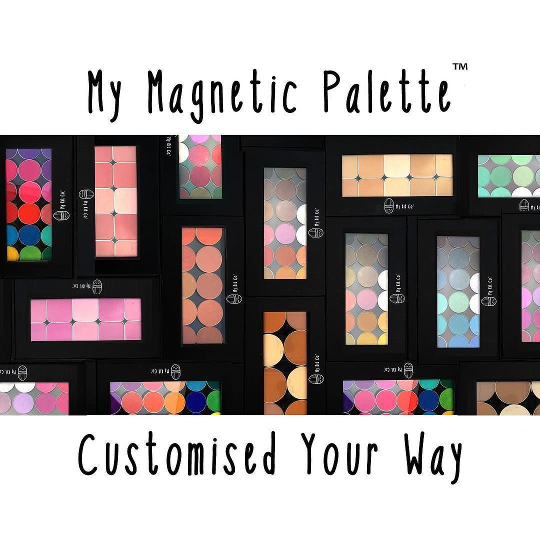 My Palette Customised Your Way! Have you got
