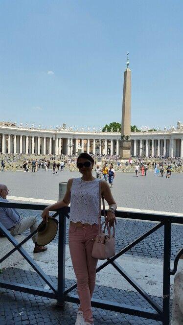 The Vatican summer 2105 L.M.