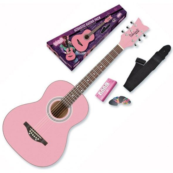 Gifts For Music Loving Kids Pink Guitar Acoustic Guitar Best Acoustic Guitar