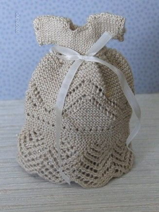 Miniature Christening Gown