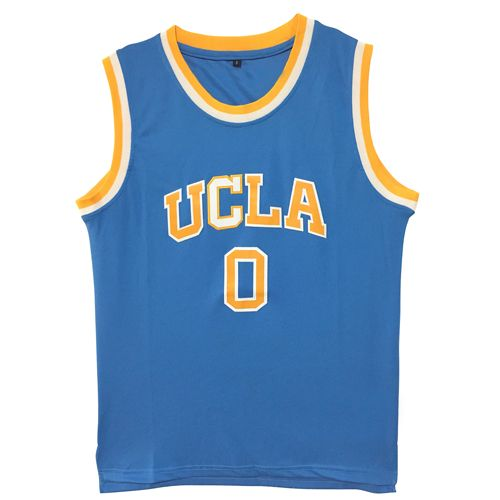 promo code 54663 963af Click to Buy << Mens Russell Westbrook #0 UCLA Bruins Blue ...