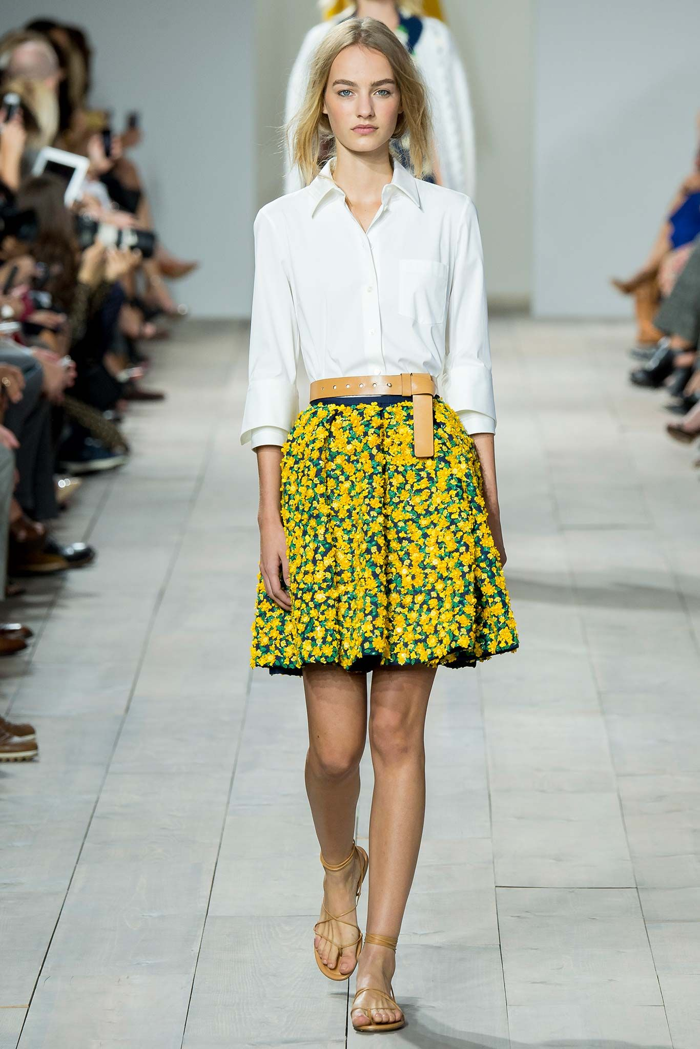 Michael Kors Spring 2015 Ready-to-Wear - Collection - Gallery - Style.com 20527797a47