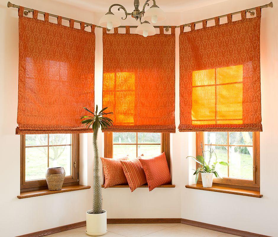 Orange strahlt eine angenehme Wärme aus und in der Kombination mit - wohnzimmer orange weis