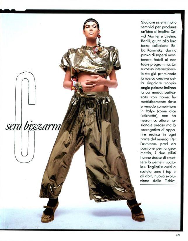 Vogue Italia September 1984