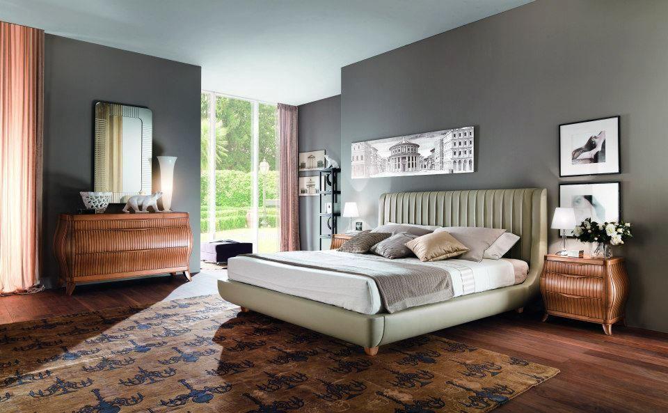 Bedroom design by Giavoni Arredamenti