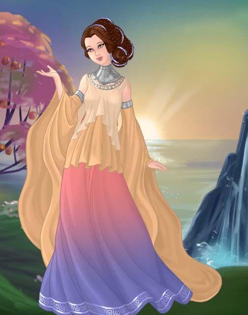 Padme lake dress, My favorite costume! | The Dork Side of the Farce ...
