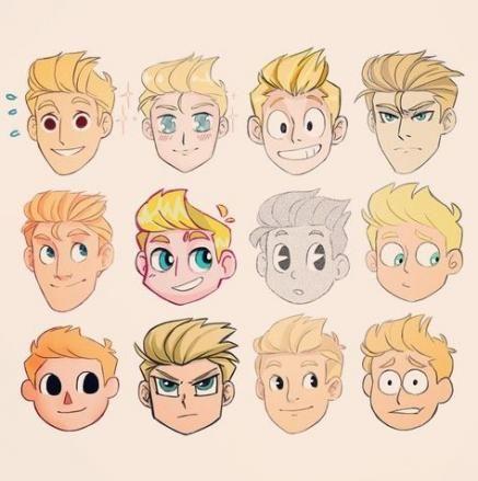 Best Hair Drawing Cartoon Male Ideas Drawing Cartoon Characters Cartoon Style Drawing Cartoon Drawings