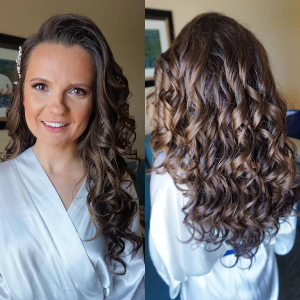 loose / beachy / effortless bridal hair bridal hair / bride updo