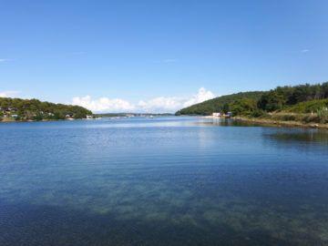 Istrien Tipps - Bucht im Kap Kamenjak