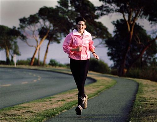 Jogging regularly can add years to your life (Getty Images stock)