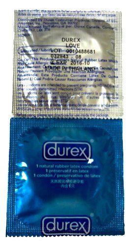 Durex maximum love condom