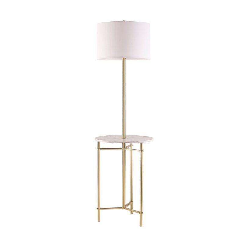 Sokolowski 57 8 Tray Table Floor Lamp Floor Lamp Floor Lamp Table Lamp