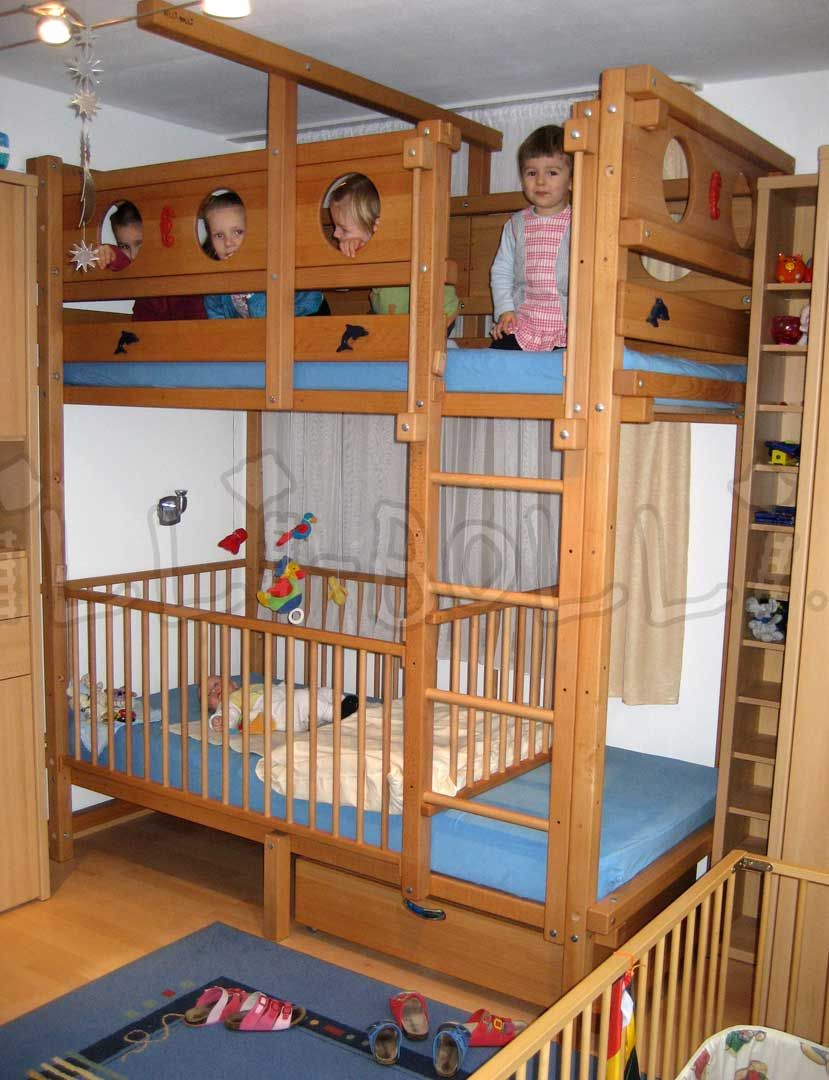 Piratenbett Hochbett Etagenbett Billi Bolli Kindermöbel Games In 2019 Kid Beds