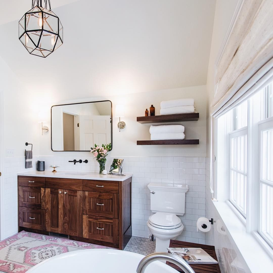 Jkath Design Build Reinvent On Instagram Early Mornings Are My Favorite Time Of Day Jesse And I Tag Team Ofte With Images Bathroom Design Building Design Bath Design