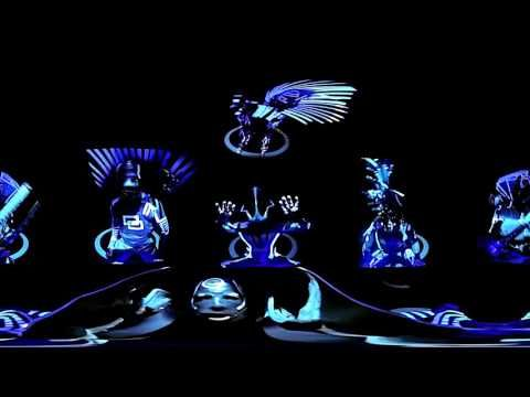#tech #content Blasted Mechanism - Egotronic (360º Video) #music