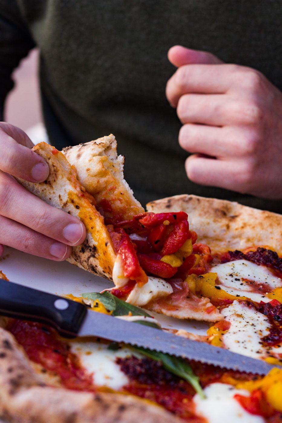 Pizza At Fatto A Mano North Laines Brighton Middle Of Adventure Food Brighton Restaurants Yum