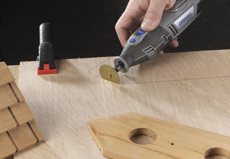 Amazon Com Dremel Ez544 Ez Lock Wood Cutting Wheel 12
