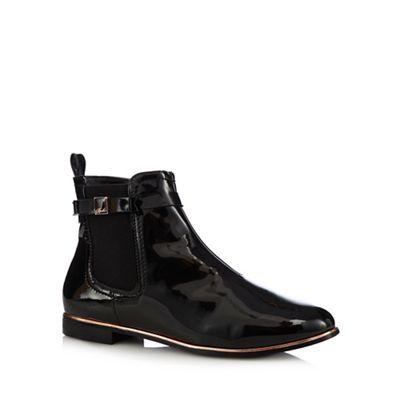 46d9166563e Baker by Ted Baker Girls' black ankle boots- | Debenhams | kids ...