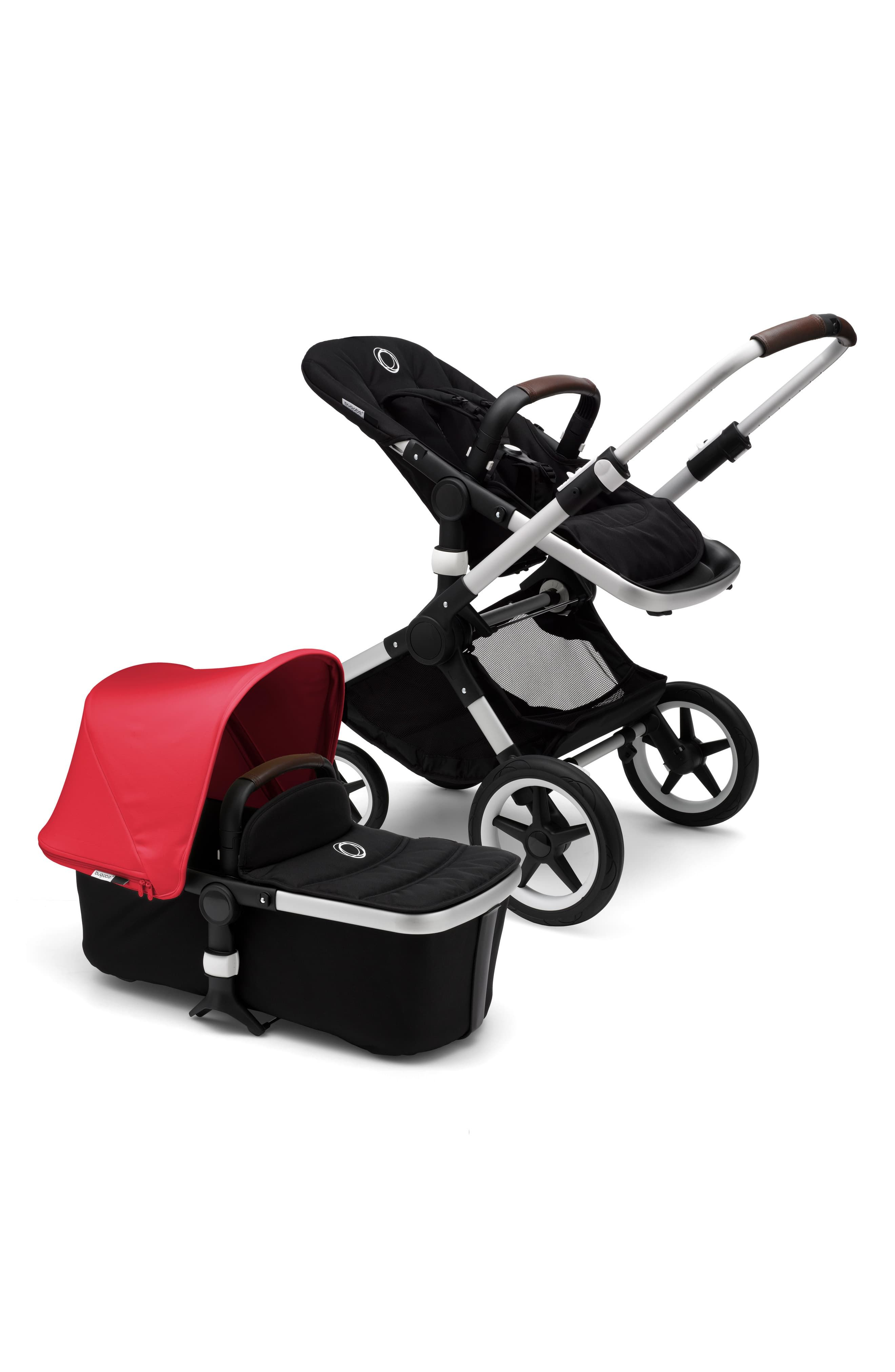 Infant Bugaboo Fox Complete Stroller, Size One Size Grey